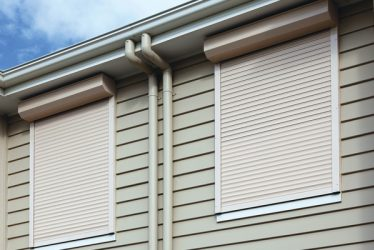 Double line roller shutters - 42mm