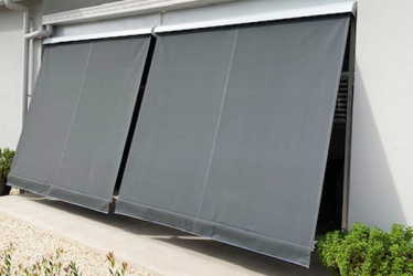 Automatic Awnings Grey Australia