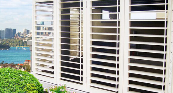 7 great uses for Plantation Shutters at home