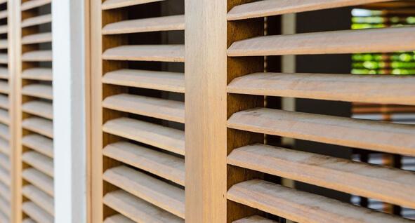 Wooden Blinds Australia